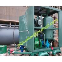 Buy cheap Mobile Transformer Oil Purifier Machine, Trailer Mounted Insulation Oil Purification Equipment,clean and renew used oil product