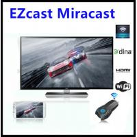 New Ezcast tv stick tv dongle support DLNA 1080P miracast Airplay Mirroring