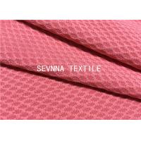 Buy cheap Solid High Colorfastness Recycled Swimwear Fabric Diamond Textured Spring And Summer Tankini Style product