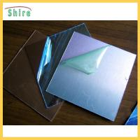 Removable 304 Stainless Steel Protective Film For Refrigerator Leave No Residue