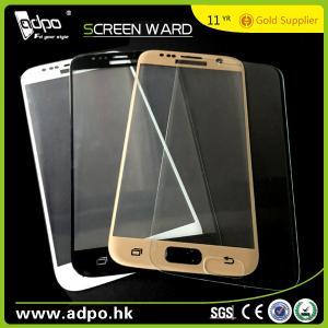 Buy cheap protecteur d'écran de verre trempé de la pleine couverture 3D pour la galaxie s7 de Samsung product