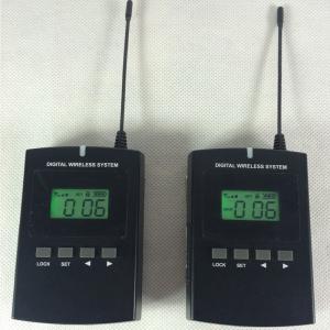 Buy cheap 008B Simultaneous Translation Equipment Bi - Directional For Employee Training product