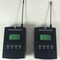 Buy cheap Handheld Whisper Microphone System , 008B Bidirectional Automatic Tour Guide System product