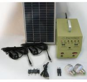 Buy cheap 20W Solar Lighting Kit product