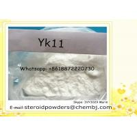 Buy cheap Anabolic Yk11 Sarms Raw Powder Weight Loss 431579-34-9 for Muscle Strength product