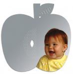 Buy cheap Листы зеркала формы Яблока акриловые с дизайном клиента product