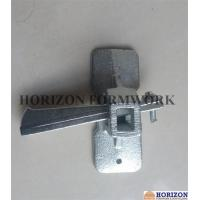 Buy cheap Cast Iron Cam Clamps 43x105mm Concrete Forming Accessories For Locking and Securing Formwork product