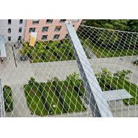 Buy cheap Flexible Stainless Steel Cable Netting Wire MeshSize Customized CE Certified product