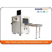 Buy cheap OEM 5030 Channel Baggage X Ray Scanner , Parcel Scanner Machine product
