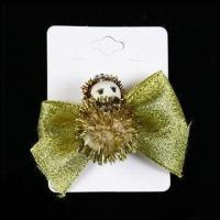 Buy cheap Brooch for Christmas Decoration, Available in Various Designs and Colors, Nickel- and Lead-free product