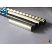 Buy cheap High Rigidity Round Magnesium Alloy Tube ZK61M Non Pollution Stable Dimensionally product