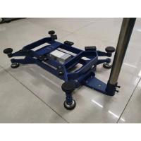 Buy cheap 45 X 60cm 500kg Bench Weighing Scale Carbon Steel For Workshop / Warehouse product