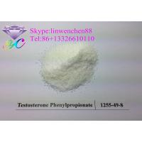 China Testosterone Propionate Body Building Steroid White Crystal CAS 57-85-2 wholesale