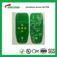 Buy cheap Printed Circuit Boards Design PCB Engineering Fabrication And Assembly 2L FR4 IT180A from wholesalers