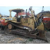Buy cheap Open cabin Used CAT D6R Bulldozer Made in japan CAT 3306T Engine from wholesalers