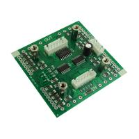 Buy cheap OEM Audio Power Amplifier PCBA Circuit Board / Amplifier Circuit Board product