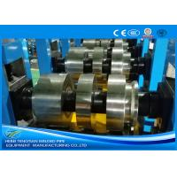 Buy cheap High Speed Cold Roll Forming Machine For Stainless Steel U Shape Max 200mm Width product