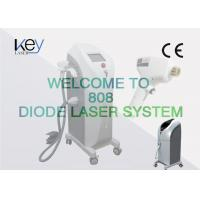 Buy cheap Home 600W 808nm Diode Laser Hair Removal Machine Bar Skin Rejuvenation product