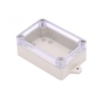 Buy cheap Anti Corrosion 100*68*40mm Wall Mount Plastic Enclosure product
