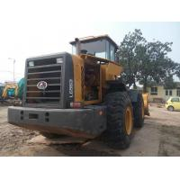 16.6 Ton Tractor Front End LoadersSecong Hand Lingong SDLG953 5000kg Rated Load