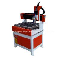 Buy cheap 400*400mm CNC Metal Router with NcStudio Control product