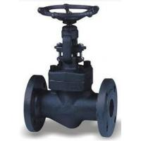 Buy cheap 25A 10kg / cm2 x 127L Flanged Globe Valve STS304 HAND WHEEL product
