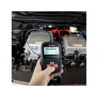 Buy cheap FOXWELL BT100 12V Digital Car Battery Tester for Flooded, AGM, GEL BT100 12 Volt Automotive Battery Analyzer CCA Multi-l product