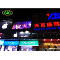 Buy cheap Lightweight  Advertising Led Screens , Smd Led Panel Outdoor 10mm Pitch product