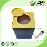Buy cheap Fly Catcher Tape Hot Melt Glue Yellowish Color With Excellent Aging - Resistance product