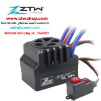 Buy cheap ZTW Beast SL 60A Short Course Truck Brushless ESC for Rc car product