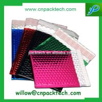 China metallic bubble envelope foil bags on sale