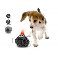 Buy cheap Lovely Shaking Jumping Squeaky Dog Ball , Motorized Ball Dog Toy With Batteries product