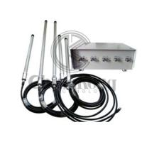 Buy cheap 5 Bands Drone Mobile Phone Jamming Device Remote Control GPS Signal Blocker product