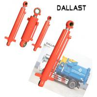 Buy cheap 16-35 MPa Single Acting Telescopic Hydraulic Cylinders for Garbage Truck Station from wholesalers