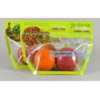 Buy cheap FDA Approval Water Approval Gallon slider Bags for Home Storaging, Storage Slider Bags with Zipper Track, product