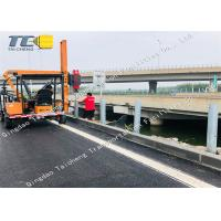 Buy cheap Professional Roller Crash Barriers  Road Guard Rail Anti Crash Easy To Install product