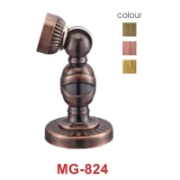 Buy cheap adjustable high quality funiture magnetic zinc door stopper product