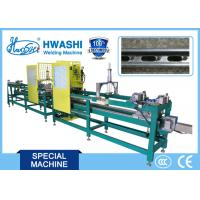 Buy cheap Automatic Spot Welding Machine For Welding BIS Fixing Rail With 16m Automatic Feeder product