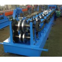 Buy cheap Fully Automatic Galvanized Steel CZ Purlin Cold Roll Forming Machine High Speed product