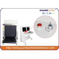 Buy cheap High Effective X Ray Baggage Inspection System For Airport Anti - Terrorists product