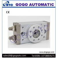 China Pneumatic Double Acting Actuator , Compact Pneumatic Cylinders With Internal Shock Absorber on sale