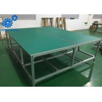 Buy cheap Aluminium Profile ESD Safe Workbench , Functional Production Workstation Desk product