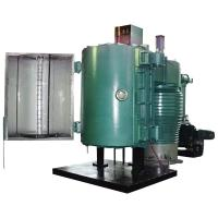 Buy cheap Customized Color High Deposition Speed Plastic Vacuum Metalizing Equipment product