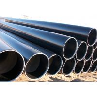 Buy cheap API 5L GR.B 52 X 65 Welded Steel Pipe , Black / Galvanised Steel Pipes For Construction product