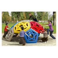 Buy cheap ZK110 - 4 Plastic Climbing Frame , Outdoor Fitness Equipment CE / GS Approved product