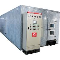 Buy cheap 40 °C~85 °C Sludge Removal Equipment , Sludge Dryer System Low Noise ECO Friendly product