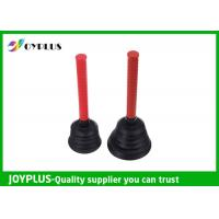Buy cheap JOYPLUS Bathroom Cleaning Accessories Rubber Toilet Plunger OEM / ODM Available product