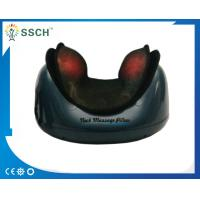 China Neck Pain Relief Neck Massage Pillow / Massaging Neck Pillow For Families on sale