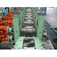 Buy cheap Carbon Ssteel Welded Tube Mill Machinery 8mm , Round Seamless Pipe Production product