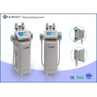 China Multi Cooling System 1800w Zeltiq Cryolipolysis Slimming Machine 104'' Screen 5 Hadles wholesale